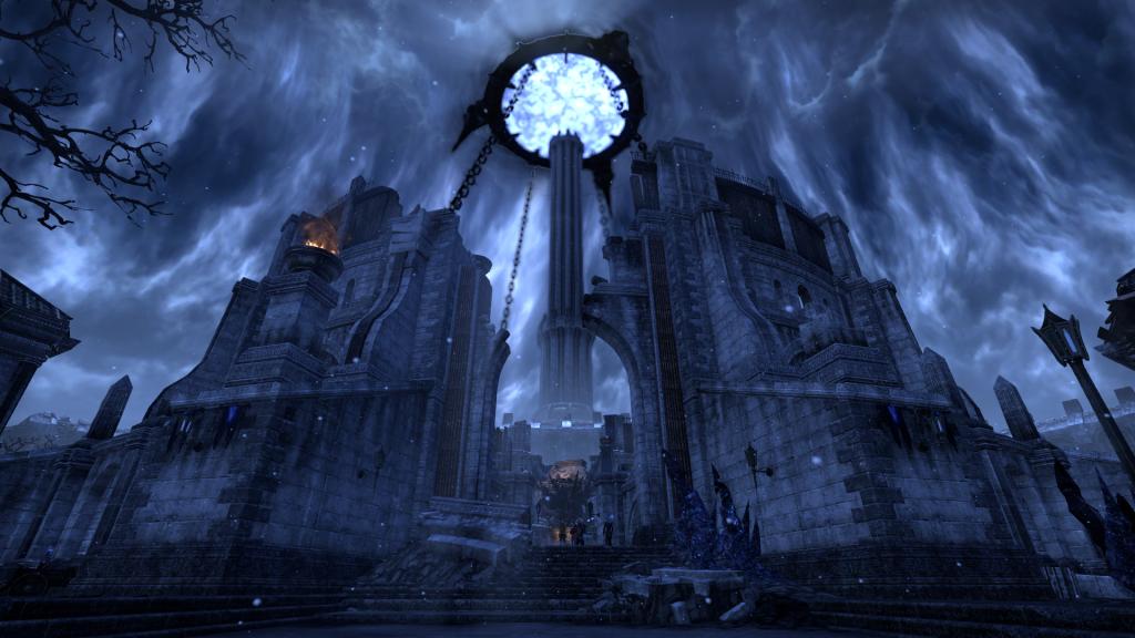 Imperial City dungeon-tapahtuma!